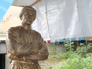 По решению нижегородцев памятник Горькому установят в сквере на улице Ковалихинской