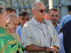 Никита Михалков посетил торжества в Дивееве (ФОТО)