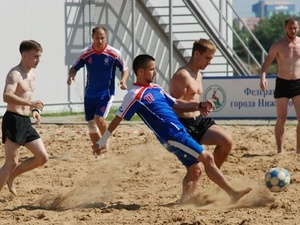 На развитие нижегородского спорта направят 1,2 млрд рублей