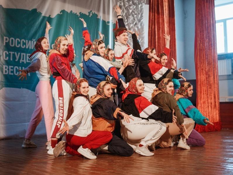 Российская студенческая весна - фото 1