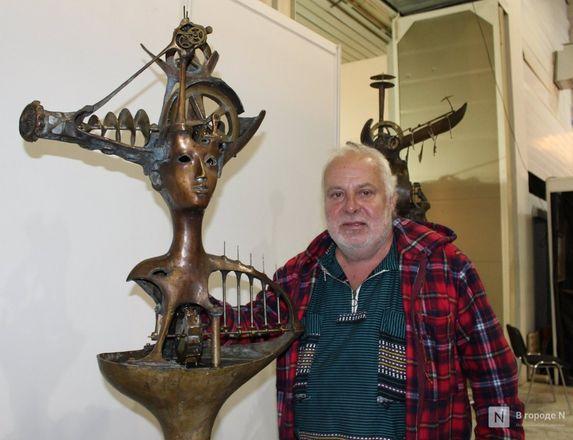Творчество чистой воды: движущиеся скульптуры прибыли в Нижний Новгород - фото 8