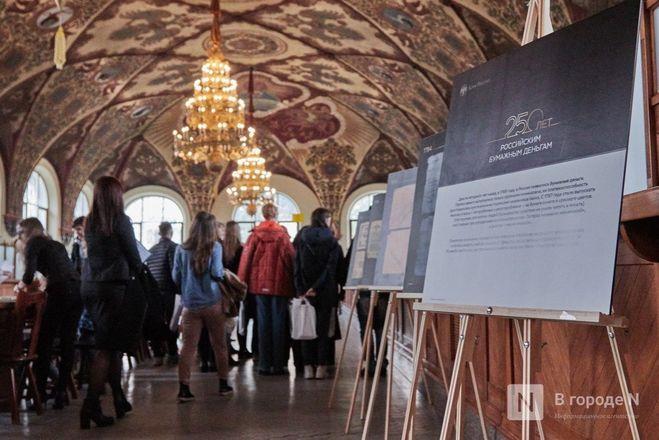 Победители проекта «В городе N» побывали на эксклюзивной экскурсии в Госбанке на Большой Покровской - фото 50