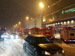 Ресторан «Максимилиан» эвакуировали ночью в Нижнем Новгороде