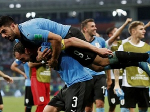 Форвард сборной Уругвая может пропустить 1/8 финала ЧМ-2018
