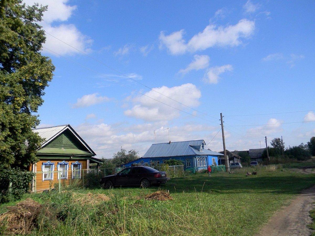 Нижегородская деревня претендует на звание самого смешного населенного пункта России - фото 1