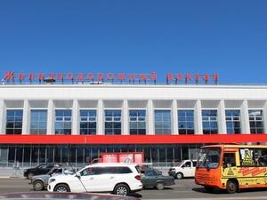 Выделенная полоса для общественного транспорта появится у вокзала в Нижнем Новгороде