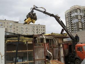 Десять «разливаек» снесут в Автозаводском районе