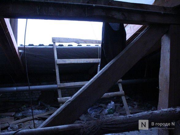 Текущую крышу в нижегородской гимназии № 67 отремонтируют через две недели - фото 25