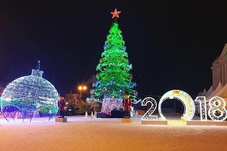 Новогодние праздники в Нижнем Новгороде