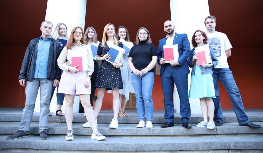 Выпускники политеха поделились воспоминаниями о вузе