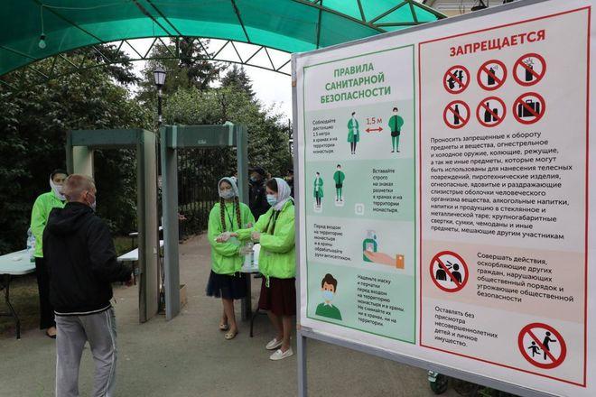 Торжества в честь Дней памяти Серафима Саровского начались в Дивееве - фото 7