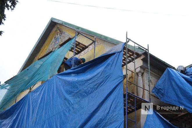 Реставрация Дворца творчества в Нижнем Новгороде выполнена на 10% - фото 6