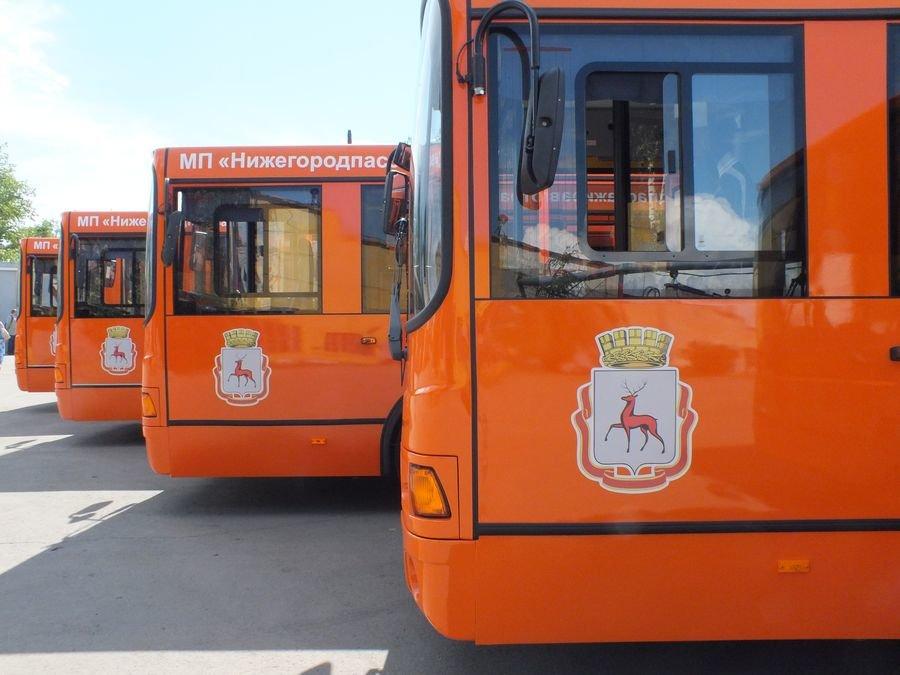 Маршруты движения общественного транспорт в Нижнем Новгороде изменятся 19 мая - фото 1