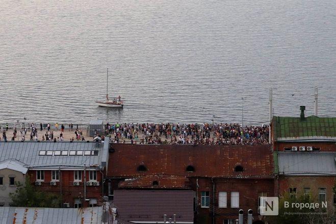 Над Нижним Новгородом прозвучал «Рок чистой воды»: люди, музыка, экология - фото 12