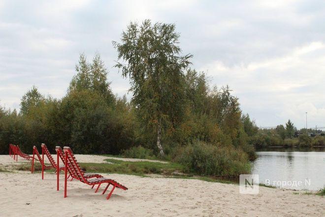 Пляж, качели, два фонтана: как преобразился Канавинский район - фото 93