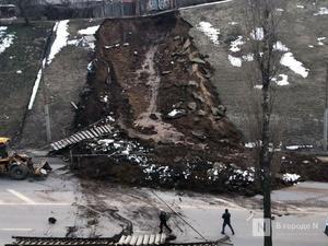Канавинский мост «застыл» в пробке